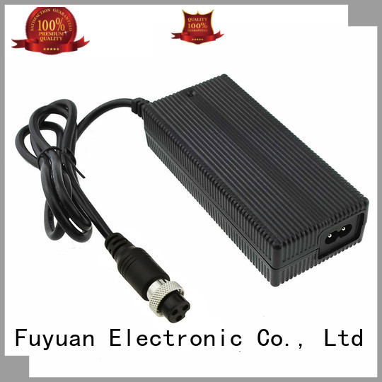 Fuyuang high-quality lithium battery charger producer for LED Lights
