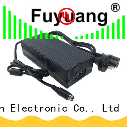 Fuyuang 24v lithium battery chargers for LED Lights