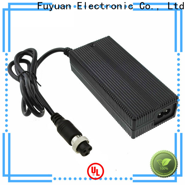 Fuyuang 12v lion battery charger factory for Robots