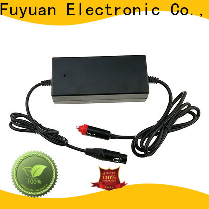 Fuyuang clean dc dc battery charger for Robots
