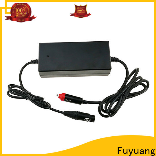 Fuyuang 12v dc dc battery charger supplier for Medical Equipment