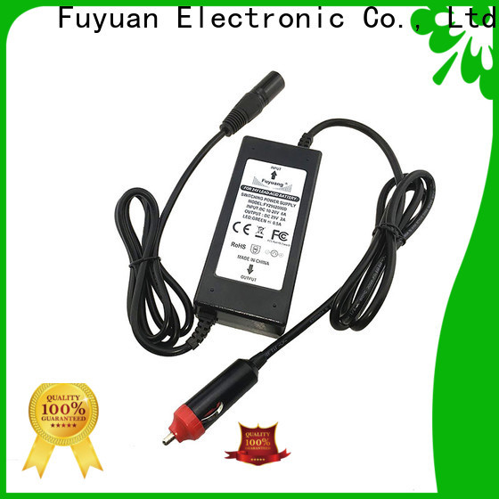Fuyuang safety dc dc power converter certifications for Batteries