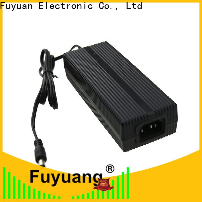 Fuyuang cart lead acid battery charger manufacturer for LED Lights