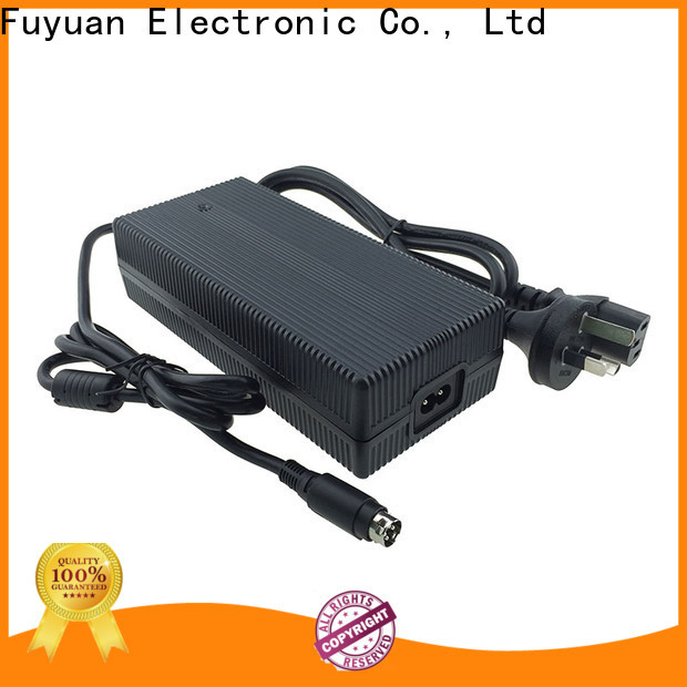 Fuyuang ebike lion battery charger factory for Medical Equipment