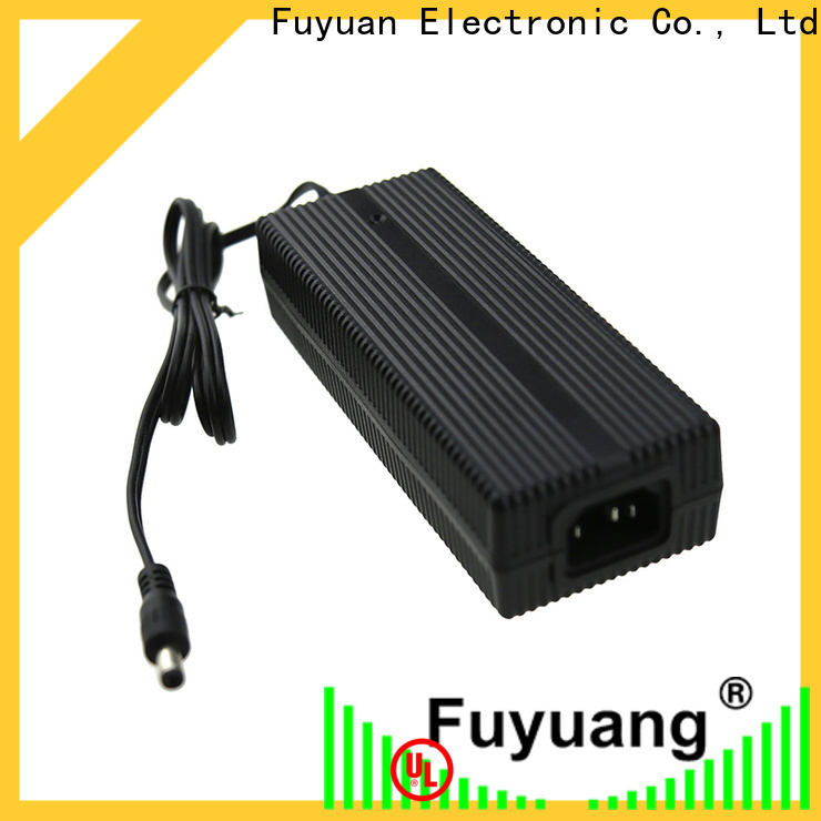 Fuyuang hot-sale lithium battery chargers producer for LED Lights