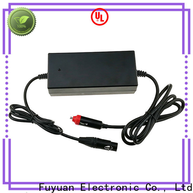 Fuyuang battery dc dc battery charger manufacturers for Medical Equipment
