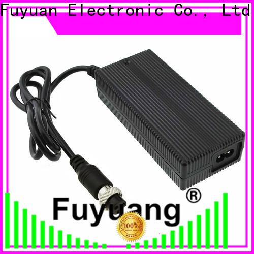 Fuyuang 146v lion battery charger manufacturer for LED Lights