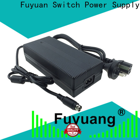 Fuyuang newly lead acid battery charger supplier for Robots