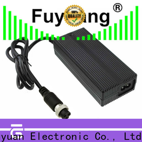 Fuyuang 12v lifepo4 battery charger factory for Electric Vehicles