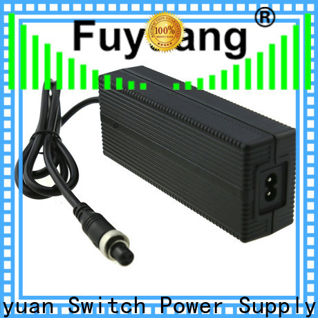 Fuyuang 12v ac dc power adapter popular for Electric Vehicles