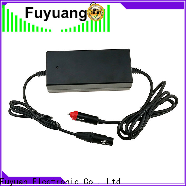 Fuyuang clean dc dc battery charger for Medical Equipment