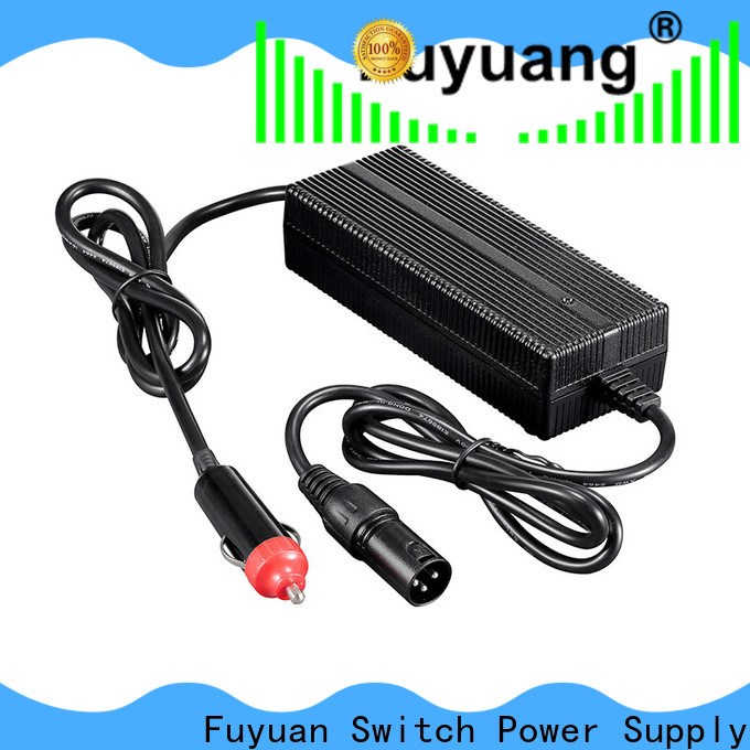 Fuyuang nice dc dc battery charger owner for Robots