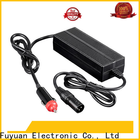 Fuyuang easy to control dc dc battery charger certifications for Medical Equipment