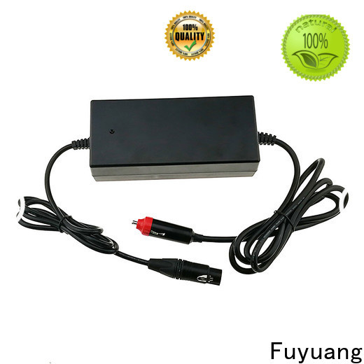 Fuyuang practical dc dc battery charger steady for Robots