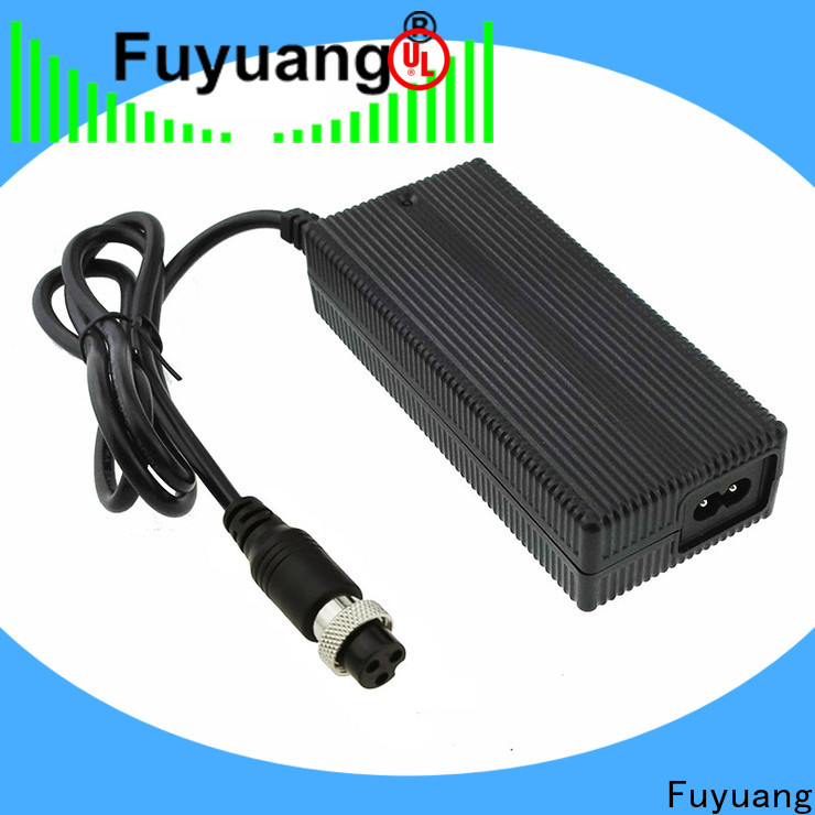 newly lion battery charger 6a producer for Robots