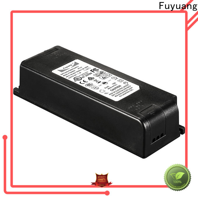 Fuyuang dimmable waterproof led driver for Robots