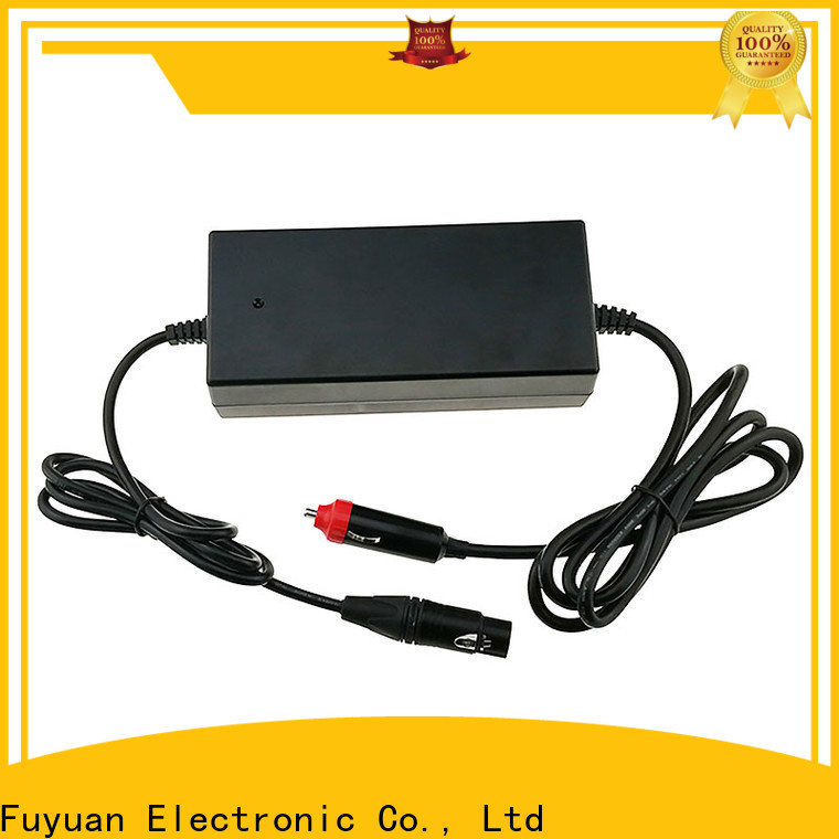 Fuyuang 12v dc dc battery charger certifications for Medical Equipment