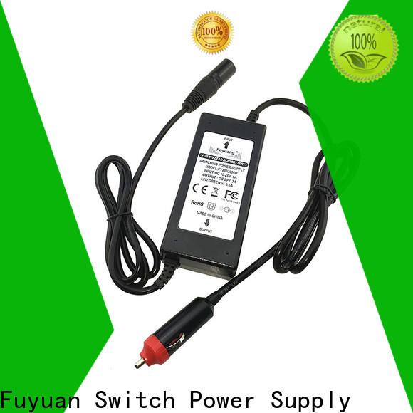 Fuyuang 12v dc dc battery charger manufacturers for Robots