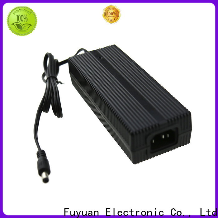 Fuyuang hot-sale li ion battery charger vendor for Medical Equipment