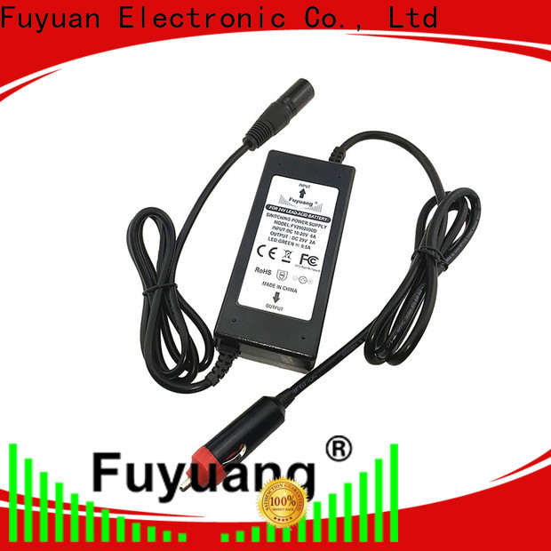 Fuyuang battery car charger supplier for Electric Vehicles
