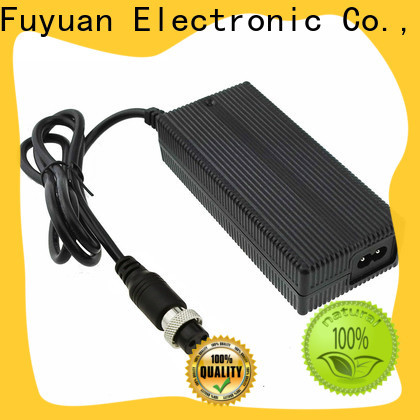 Fuyuang cart lithium battery charger producer for Robots