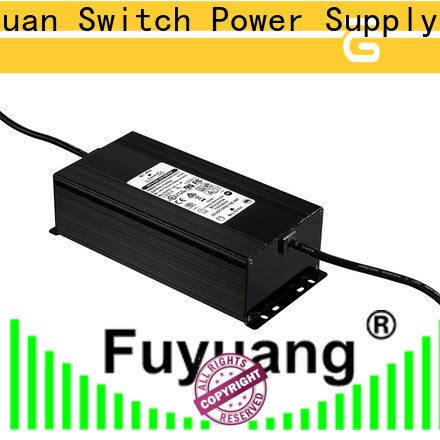 Fuyuang effective laptop charger adapter in-green for Medical Equipment
