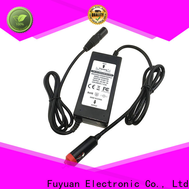 Fuyuang car dc dc power converter experts for Audio