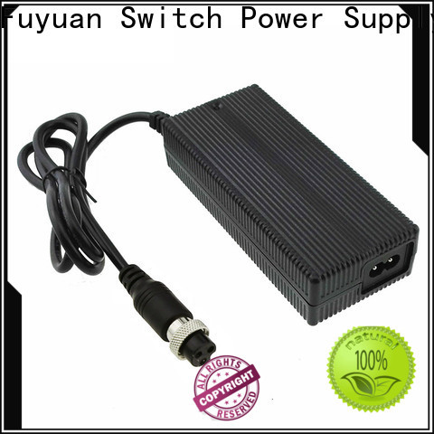 Fuyuang lithium lifepo4 battery charger  supply for Medical Equipment