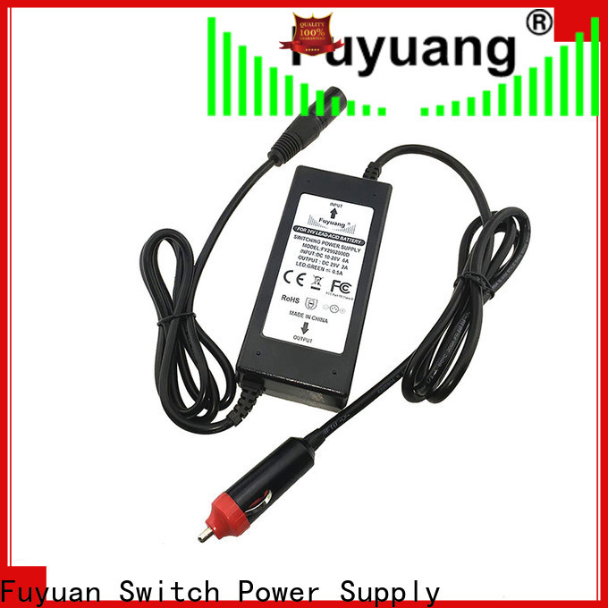 Fuyuang 24v dc dc power converter owner for LED Lights