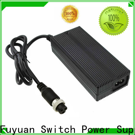Fuyuang 6a li ion battery charger producer for Robots