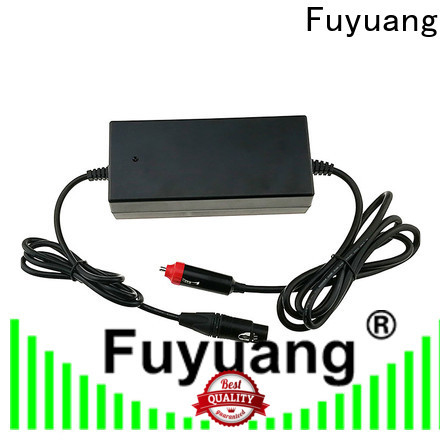 Fuyuang input dc dc battery charger owner for Robots