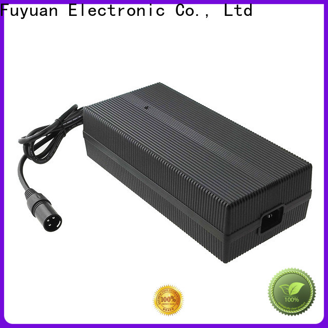 Fuyuang ip67 laptop charger adapter experts for Electric Vehicles