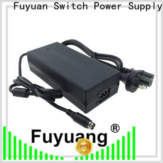 Fuyuang hot-sale lifepo4 battery charger supplier for LED Lights