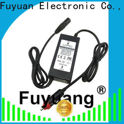 Fuyuang easy to control dc dc battery charger manufacturers for Medical Equipment