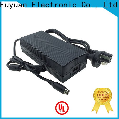 Fuyuang cart lifepo4 battery charger vendor for Electric Vehicles
