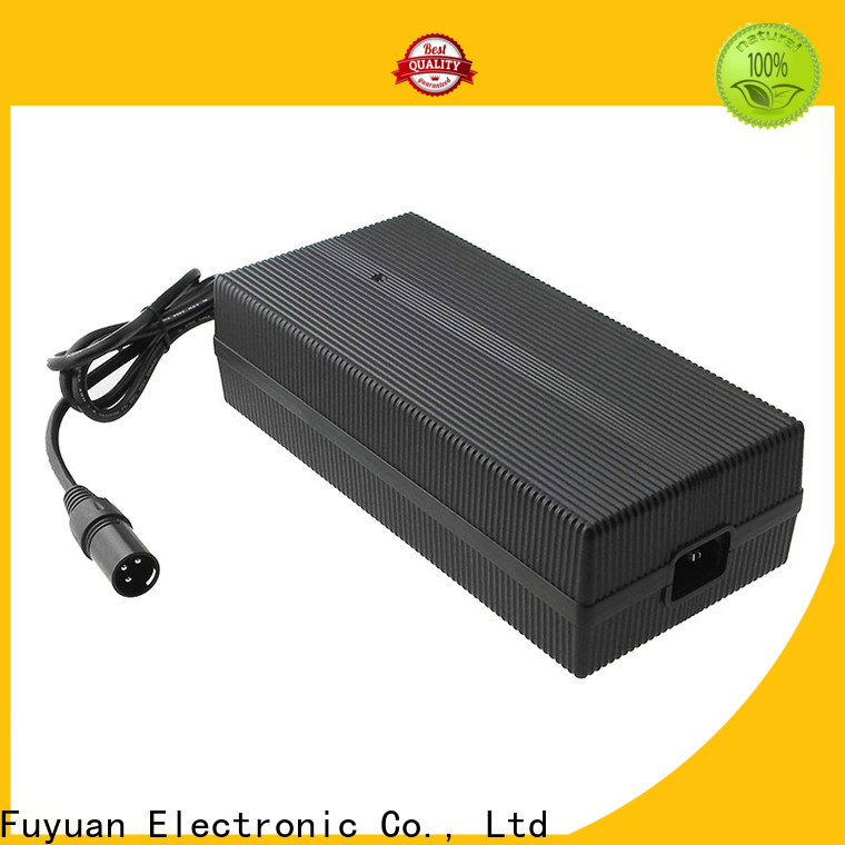 Fuyuang 12v power supply adapter supplier for Batteries