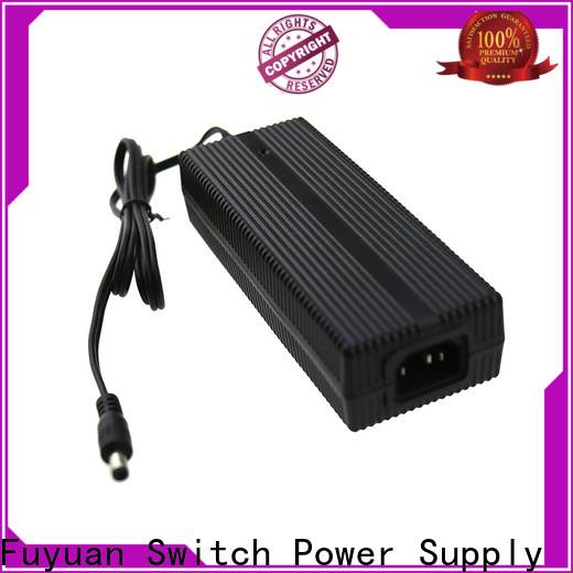 Fuyuang newly li ion battery charger factory for Robots