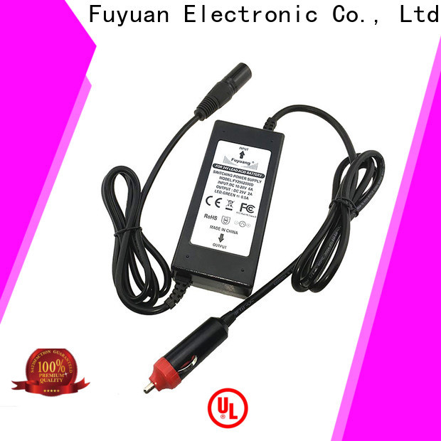Fuyuang nice dc dc battery charger for Electric Vehicles