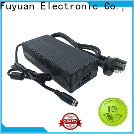 Fuyuang lead li ion battery charger for Robots