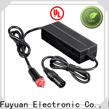 Fuyuang input dc dc battery charger supplier for Electric Vehicles