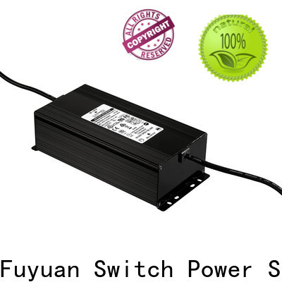 Fuyuang effective ac dc power adapter in-green for Medical Equipment