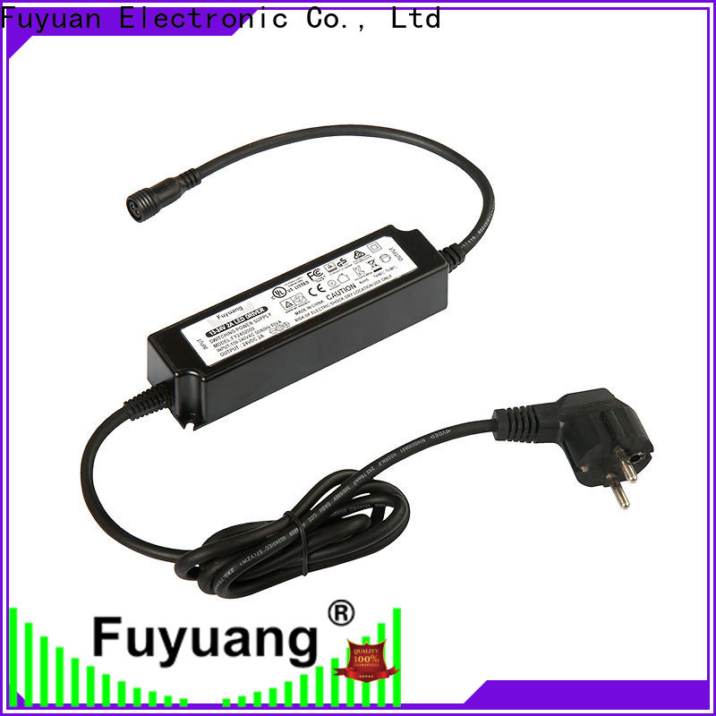Fuyuang 24v waterproof led driver for Audio