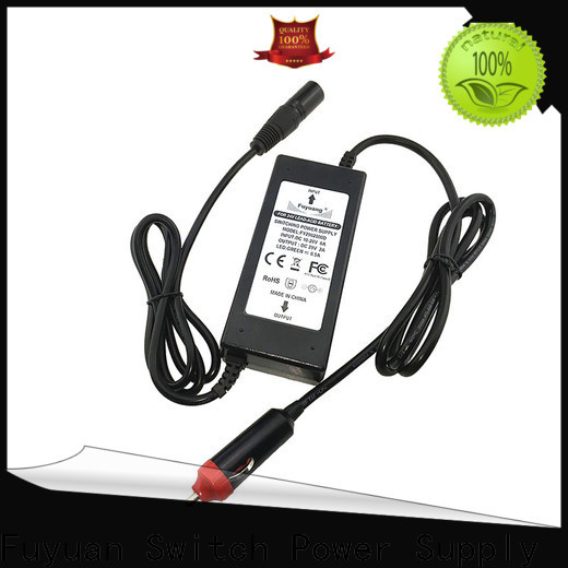 Fuyuang effective car charger for Medical Equipment