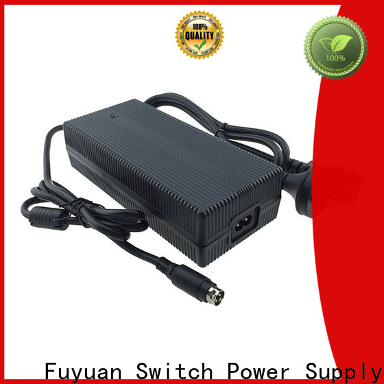 Fuyuang lead li ion battery charger for Audio