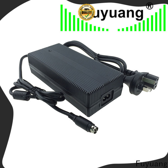 Fuyuang newly lithium battery charger factory for Robots