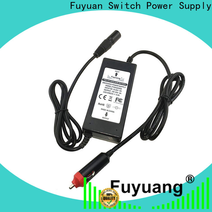 Fuyuang car charger for Robots