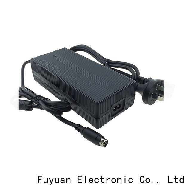 Fuyuang 42v lithium battery chargers producer for Audio