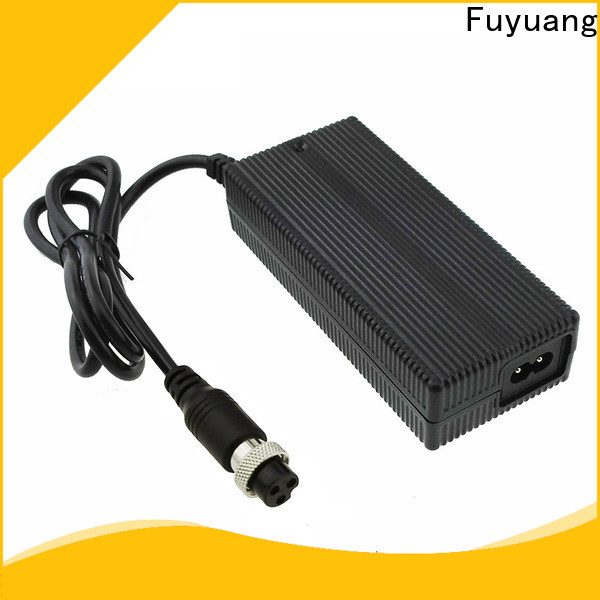Fuyuang 42v battery trickle charger producer for Electric Vehicles