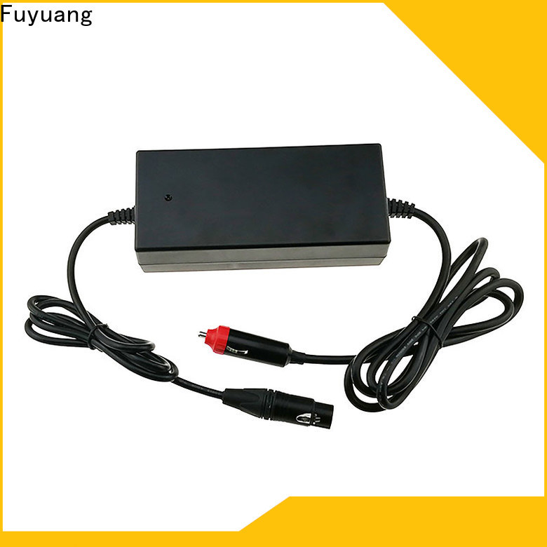 Fuyuang emc dc dc battery charger experts for Robots