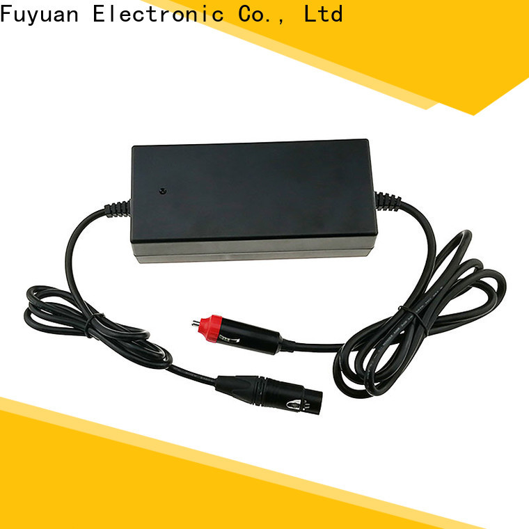 Fuyuang battery dc dc power converter for Electric Vehicles